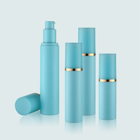 Airless Pump Bottle Blue Set PW-202226A