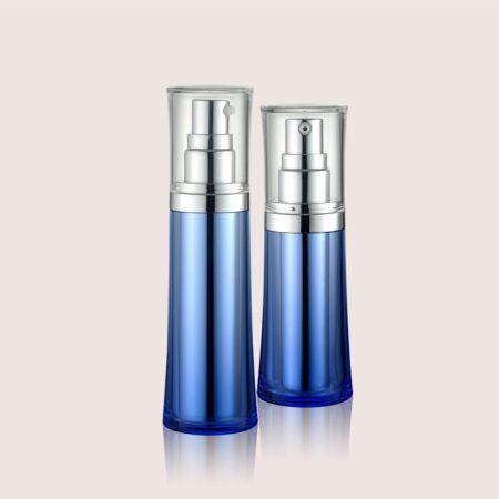 Airless Pump Bottle Blue Set PW-202228A