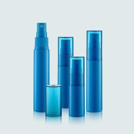 Airless Pump Bottle Blue Set PW-205201AB