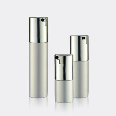 Airless Pump Bottle Grey Set PW-202225A
