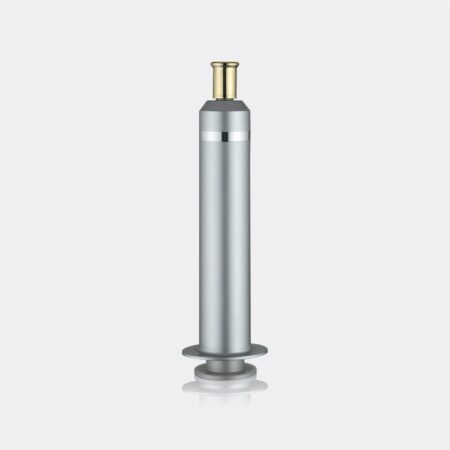 Airless Pump Bottle Silver PW-209202A