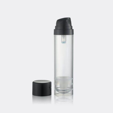 Airless Pump Bottle Transparent PW-202230