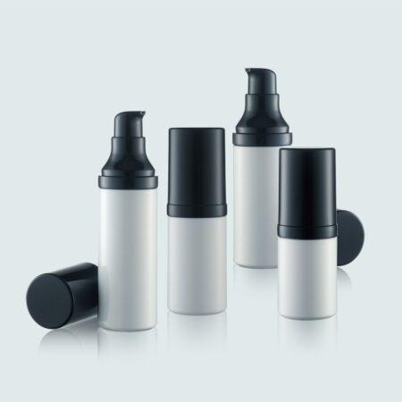 Airless Pump Bottle White Set PW-202211A